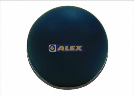 Alex B-4602 按摩球 黑(6cm)
