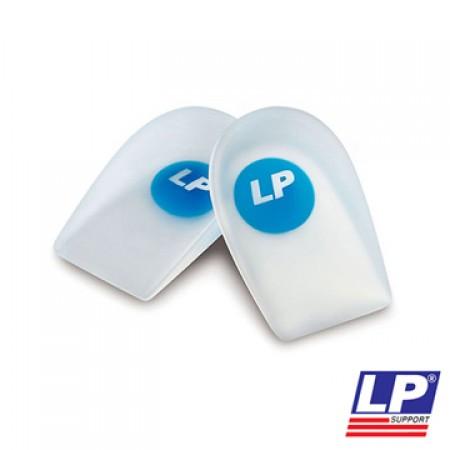 【 LP SUPPORT】高柔軟足跟矽膠釋壓鞋墊(1雙) 330