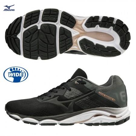 美津濃 MIZUNO WAVE INSPIRE 16 女款 寬楦 支撐型 慢跑鞋 J1GD204609