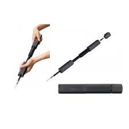 【MOLTEN】華型打氣筒 鉛筆攜帶式 雙向打氣筒 省時省力 日本製 充消兩用 HPDGXSL