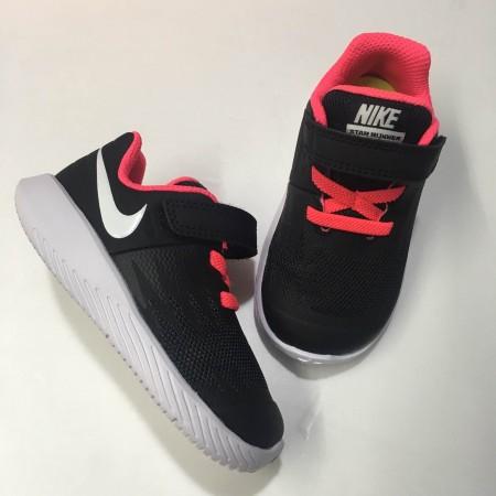Nike kids 兒童運動鞋 童鞋 北鼻鞋 NiKE STAR RUNNER TDV 907256-001