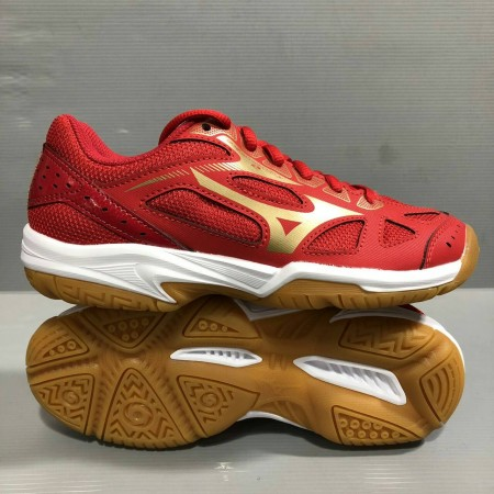 美津濃 Mizuno Cyclone Speed2 Jr.兒童排羽球鞋 V1GD191052