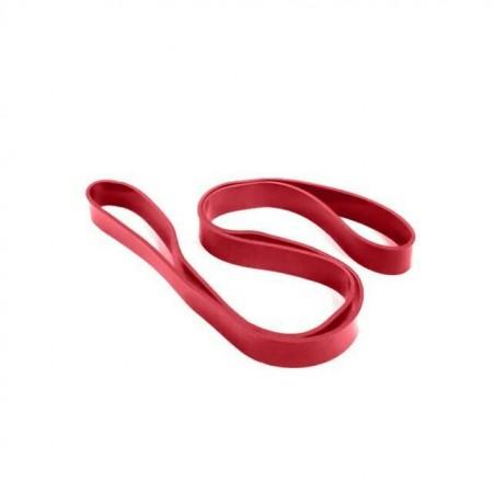 Alex 大環狀乳膠阻力帶-中量級 瑜珈繩 健身彈力帶 拉力帶 訓練帶 紅 C-5703