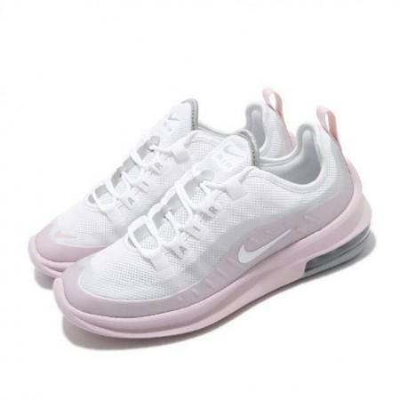 NIKE 女款 Air Max Axis 老爹鞋 休閒鞋 運動鞋 女鞋 氣墊 避震 舒適 球鞋 簡約 粉 白AA2168-107
