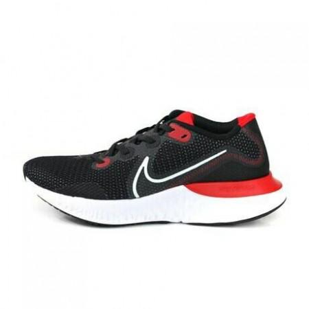 NIKE RENEW RUN 男款 跑鞋 運動鞋 黑/紅 CK6357-005