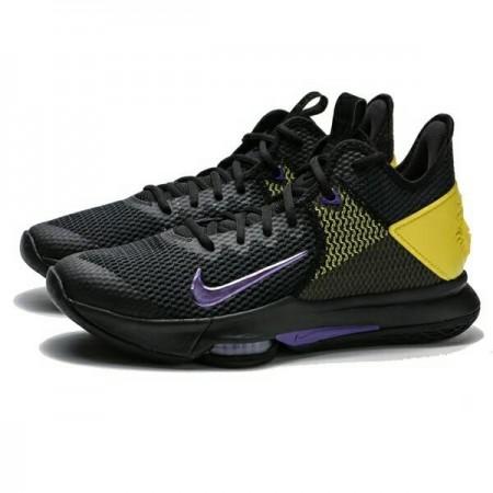 NIKE LeBron Witness 4 EP 男款 籃球鞋 CD0188-004