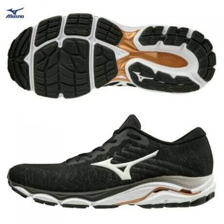 美津濃 MIZUNO WAVE INSPIRE16 WAVEKNIT 男款 支撐型 慢跑鞋 J1GC201301
