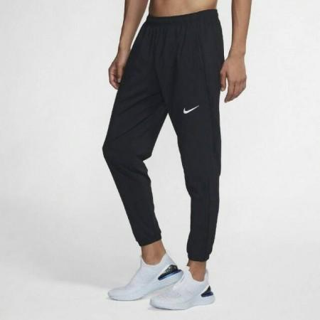 Nike Essential Woven Pant 男款 運動長褲  反光 褲管拉鍊 黑 BV4834-010
