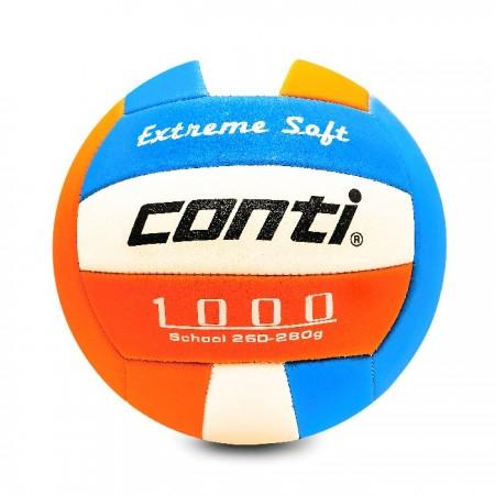 【Conti】5號 安全軟式排球 V1000-5-WBO