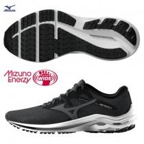 MIZUNO 美津濃  男款 WAVE INSPIRE 17 寬楦支撐型慢跑鞋  ENERZY中底材質 J1GC214534