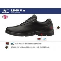 美津濃 MIZUNO LD40 V α GORE-TEX超寬楦男款健走鞋 B1GC191609