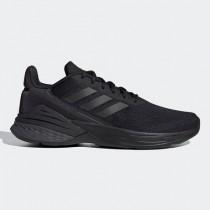 adidas 愛迪達 男款 RESPONSE SR  運動鞋 休閒 避震 透氣 黑 FX3627