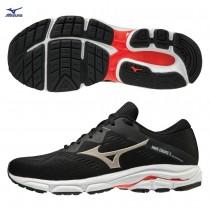 MIZUNO 美津濃  男款 WAVE EQUATE 5  支撐型慢跑鞋  Enerzy中底材質 J1GC214842