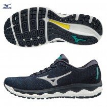 美津濃 MIZUNO WAVE SKY WAVEKNIT 3 男款 慢跑鞋 J1GC192546