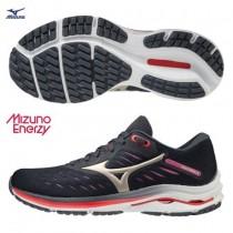 美津濃  MIZUNO 女款 WAVE RIDER 24 慢跑鞋 J1GD200343