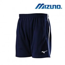 MIZUNO 美津濃 男款 針織羽球短褲 藍 72TB8A0214