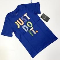 NIKE 兒童上衣 T恤 大童上衣  923670-480