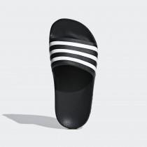 adidas 愛迪達  ADILETTE AQUA K 中童 童鞋 拖鞋 F35556