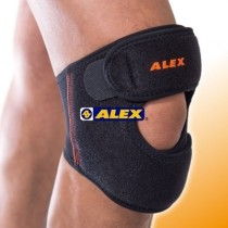 Alex 潮型系列-護膝(只) N-02