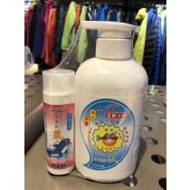游泳專用 抗氯沐浴乳 三效合一乳液 460ml送80ml BC02