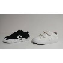 CONVERSE 小童鞋  763563C (黑)