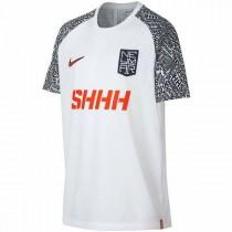 NIKE 耐吉 兒童   Kids Black and White Neymar Dri-Fit上衣 - Silencio  白:AO0743-100