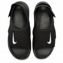 NIKE 中大童鞋 Sunray Adjust 5  黑/白 AJ9076 001
