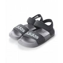adidas 愛迪達 中大童涼鞋 親子涼鞋 G26877