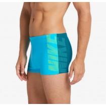 Nike 男款 運動泳褲  Swim Men's Rift Square Leg  NESS9053-448