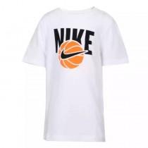 NIKE  兒童 大童 短袖運動上衣  SPORTSWEAR BOY  AR5266-100