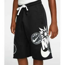 Nike Sportswear 大童 (男童) 短褲 Alumni DNA BV3612-010