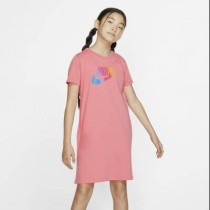 NIKE SPORTSWEAR 大童 女童 兒童 連身裙 CJ6927-668