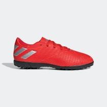 adidas 愛迪達 中童 兒童 足球鞋 NEMEZIZ 19.4 TF J  F99935