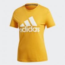 adidas 愛迪達 運動休閒上衣 T恤  W MH BOS TEE  EB3794