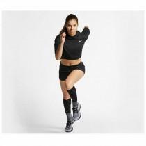 Nike 女款 夏季 訓練 跑步 健身 梭織短褲 運動 休閒褲 AQ5417-010