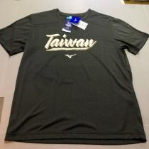 美津濃 Mizuno 男款  Taiwan短袖上衣  32TA950809