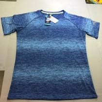 美津濃 Mizuno 男款 藍 短袖上衣  J2TA950315