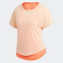 愛迪達 ADIDAS 女款 兩件式 運動休閒上衣 背心  Sport Performance   ADAPT TEE W EK2915