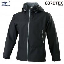 MIZUNO 美津濃 男款 尼龍防風外套連帽 GORE-TEX - B2JE9W1009(防水)