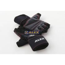 ALEX POWER 手套 -自行車 單車 健身 重量訓練 黑 A-38