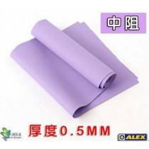 ALEX 伸展彈力帶(紫) C-4701