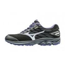 MIZUNO 美津濃 WAVE RIDER 20 G-TX  女款 運動鞋 全防水 跑鞋  GORE-TEX J1GD177403