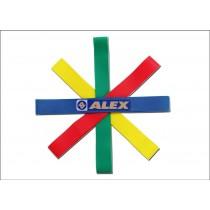 ALEX 環狀阻力帶(5cm)(只) 黃 C-5502