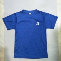 兒童運動衫 自創品牌 3M技術 速乾 吸濕排汗 深藍 EUK02