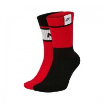 NIKE  運動休閒襪  一組兩雙 SK0202-945