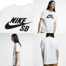 NIKE 男款 T恤 SB Dri-FIT 運動休閒 極限運動 滑板 基本百搭 圓領 舒適 棉質 白黑AR4210-100