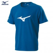 MIZUNO 美津濃 男款 短袖T恤 藍 32TA000122