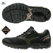 MIZUNO 美津濃 WAVE RIDER 22 GTX 女款 防水 越野慢跑鞋 J1GD187910