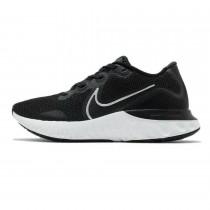 NIKE 男款 慢跑鞋 Renew Run 運動 男鞋 跑鞋 路跑 訓練 輕量 黑銀 CK6357-002