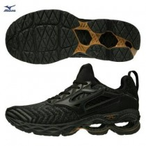 美津濃 mizuno WAVE CREATION WAVEKNIT 一般型男款慢跑鞋 J1GC203309